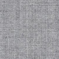 Silver Gray 98% S160smerino 1%Cash 1%Smink Custom Suit Fabric