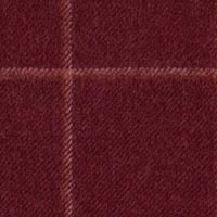 Burgundy 50% Wool 30% Alpaca 20% Silk Custom Suit Fabric