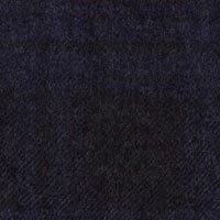 Midnight Navy 50% Wool 30% Alpaca 20% Silk Custom Suit Fabric
