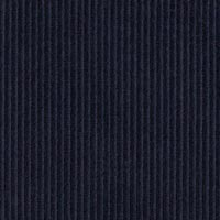 Navy 100% Cotton Pima Custom Suit Fabric