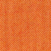 Orange 100% Cashmere Custom Suit Fabric