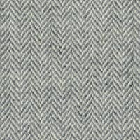 Silver Gray 100% Cashmere Custom Suit Fabric