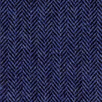 Blue 100% Cashmere Custom Suit Fabric