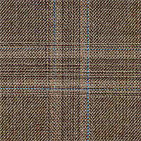 Light Brown 100% Super 100'S Wool Custom Suit Fabric