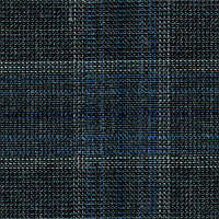 Green 100% Super 120'S Wool Custom Suit Fabric