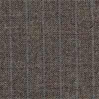 Taupe Gray 100% Super 140'S Wool Custom Suit Fabric