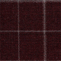 Wine 100% Super 100'S Wool Custom Suit Fabric