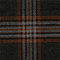 Olive Brown 100% Super 100'S Wool Custom Suit Fabric