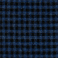 Blue&Black 100% Super 100'S Wool Custom Suit Fabric
