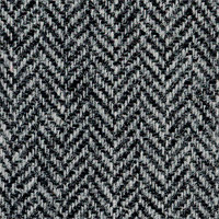 Gray 96% Wool 4% Cashmere Custom Suit Fabric
