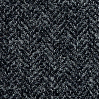 Dark Gray 96% Wool 4% Cashmere Custom Suit Fabric