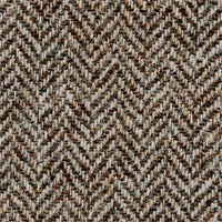 Taupe 96% Wool 4% Cashmere Custom Suit Fabric