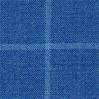 Light Blue 80% Wool 20 Silk Custom Suit Fabric