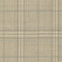 Light Tan 99% S100's Worsted 1% Cashmere Custom Suit Fabric