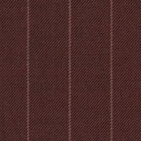 Red 99% S100's Worsted 1% Cashmere Custom Suit Fabric