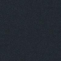 Midnight 99% S100's Worsted 1% Cashmere Custom Suit Fabric