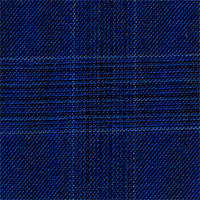 Dark Blue 100% Super 120'S Wool Custom Suit Fabric