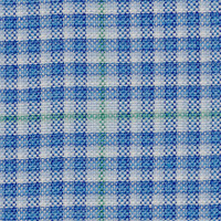 Blue 70% Cashmere 30% Silk Custom Suit Fabric