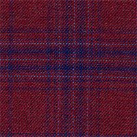 Cranberry 100% Super 120'S Wool Custom Suit Fabric
