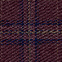 Maroon 100% Super 140'S Wool Custom Suit Fabric