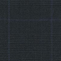 Blue 100% Superfine Merino Wool Custom Suit Fabric
