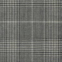 Black&White 100% Super 170S Worsted Custom Suit Fabric