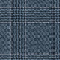 Light Blue 100% Super 170S Worsted Custom Suit Fabric