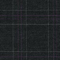 Charcoal 100% Super 170S Worsted Custom Suit Fabric