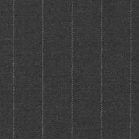 Dark Gray 100% Super 170S Worsted Custom Suit Fabric