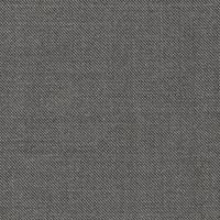 Light Gray 100% Super 170S Worsted Custom Suit Fabric