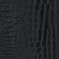 Black 50% Cotton 50% Viscose Custom Suit Fabric