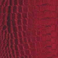 Red 50% Cotton 50% Viscose Custom Suit Fabric
