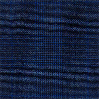 Slate Blue 100% Super 100'S Wool Custom Suit Fabric