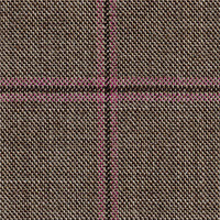 Light Brown 100% Super 120'S Wool Custom Suit Fabric