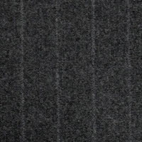 Gray 100% Super 120'S Wool Custom Suit Fabric