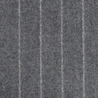 Light Gray 100% Super 120'S Wool Custom Suit Fabric