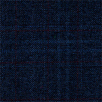 Midnight 100% Super 140S Wool Custom Suit Fabric