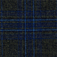 Dark Olive 100% Super 140'S Wool Custom Suit Fabric