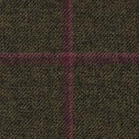 Russet 100% Wool Worsted Custom Suit Fabric