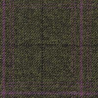 Olive Brown 100% Wool Worsted Custom Suit Fabric