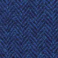 French Blue 100% Wool Custom Suit Fabric