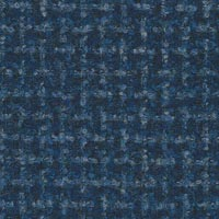 French Blue 84% Wool 12% Silk 4% Cashmere Custom Suit Fabric