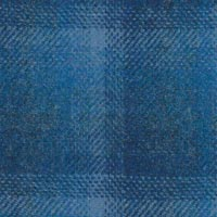 Blue 90% S110's Wool 10% Cashmere Custom Suit Fabric
