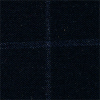 Blue 100% Super 180'S Wool Custom Suit Fabric