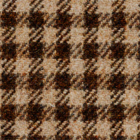 Brown 100% Cashmere Custom Suit Fabric