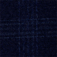 Navy 100% Wool (Heritage) Custom Suit Fabric