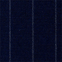 Blue 100% Wool (Electa) Custom Suit Fabric