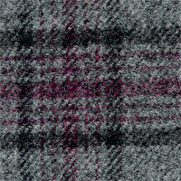 Gray 100% Escorial Custom Suit Fabric