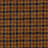 Tan&Black 100% Super 140`S Wool Custom Suit Fabric