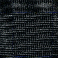 Charcoal 100% Super 150`S Wool Custom Suit Fabric